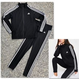Adidas Bundle- Jacket, High Rise Leggings